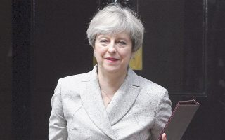 Νευρικότητα επικράτησε στη βρετανική αγορά, καθώς οι επενδυτές προσπαθούσαν να ανιχνεύσουν τις δηλώσεις της πρωθυπουργού Τερέζα Μέι για ενδείξεις ηπιότερης στάσης στις διαπραγματεύσεις για το Brexit.