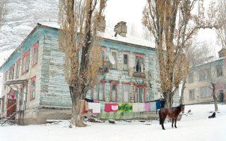 Εργο του Elliott Verdier, με το οποίο συμμετέχει στο Athens Photo Festival.