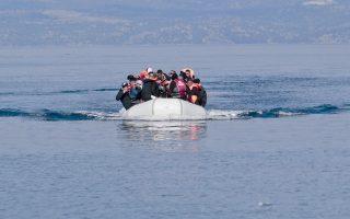 Tο τελευταίο 24ωρο έφθασαν στα νησιά 151 πρόσφυγες και μετανάστες.