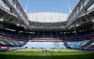 Η Ρωσία θα δοκιμάσει την ετοιμότητά της με φόντο το Παγκόσμιο Κύπελλο που θα υποδεχθεί σε ένα χρόνο.