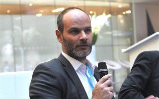 Ο γενικός γραμματέας του υπουργείου Οικονομικών Φραγκίσκος Κουτεντάκης προωθεί τον Ενιαίο Λογαριασμό Θησαυροφυλακίου, στο πλαίσιο μνημονιακής δέσμευσης.