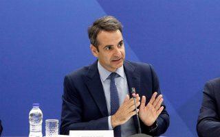 Στη «θεσμικά αξιόπιστη»και «οικονομικά βιώσιμη» πρόταση του Κυριάκου Μητσοτάκη για την άρση του αδιεξόδου επιμένει η Ν.Δ.