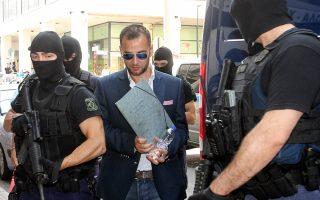 Ο Ευθύμιος Γιαννουσάκης κατέθεσε χθες στον εισαγγελέα Εφετών.