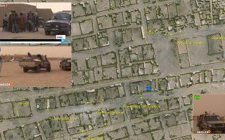 Το Ευρωπαϊκό Δορυφορικό Κέντρο (SatCen) τροφοδοτεί την ευρωπαϊκή συνοριοφυλακή με δορυφορικές εικόνες από σημεία,-«κόμβους» παράτυπων μεταναστών.