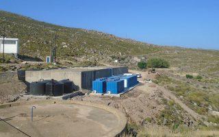 Το κόστος παραγωγής νερού θα καλύπτεται από τη Γενική Γραμματεία Αιγαίου και όχι από τον δήμο, που θα καλύπτει μόνο την ενεργειακή δαπάνη.