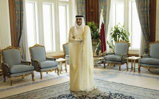 Μία από τις δικλίδες για την ανεξαρτησία του Κατάρ, όπως πιστεύει ο εμίρης Αλ Θάνι, είναι και η φιλοξενία της αμερικανικής αεροπορικής βάσης στη χώρα του.