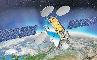 Ο Hellas Sat 3 θα είναι ο μεγαλύτερος ευρωπαϊκός δορυφόρος σε τροχιά.