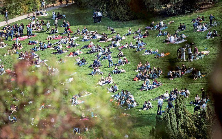 Τα πάρκα εφημερεύουν