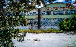 Το εργοστάσιο ΡΕΑ στη Νέα Κίο και το εργοστάσιο ΠΕΛΑΡΓΟΣ, χώροι ερειπωμένοι σήμερα, υπήρξαν δύο από τα μεγαλύτερα της Αργολίδας. (Φωτ. Πλάτων Ριβέλης).