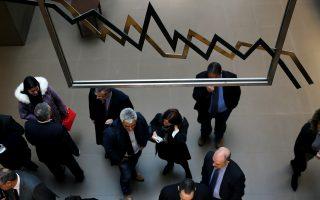 Η συμμετοχή των ξένων επενδυτών στην κεφαλαιοποίηση του Χ.Α. τον περασμένο Μάιο διαμορφώθηκε στο 65,5%.