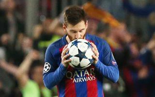Το νέο συμβόλαιο θα κρατήσει στη Βαρκελώνη τον Μέσι έως την ηλικία των 34, κάνοντάς τον κατά πολύ πλουσιότερο.