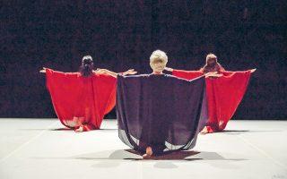 Ενα από τα σεμινάρια στο φετινό Φεστιβάλ Χορού στην Καλαμάτα είναι «Οι επαναστατικοί χοροί της Ισιδώρας Ντάνκαν», που διεξάγει η Barbara Kane με τη Françoise Rageau και τη Σάντρα Βούλγαρη.