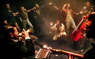 «Grand Finale» από τον Ισραηλινό χορογράφο Χόφες Σέχτερ στο Φεστιβάλ Αθηνών.