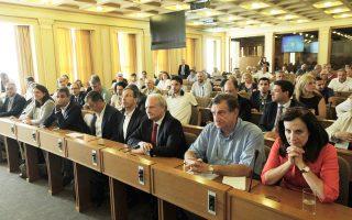 Η κ. Αννα Διαμαντοπούλου αναφέρθηκε στη συναίνεση που επετεύχθη για τον νόμο 4009/2011.