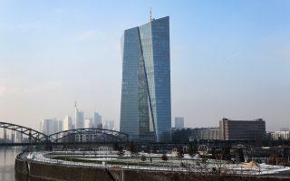 Οι οικονομολόγοι του Ταμείου χαρακτηρίζουν «πρόωρες» τις εκκλήσεις για έξοδο της ΕΚΤ από το QE.