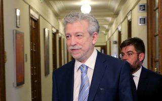 Για «ελεγχόμενη απόφαση» έκανε λόγο ο υπουργός Δικαιοσύνης Στ. Κοντονής.