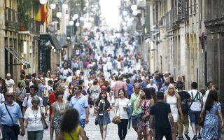Το ποσοστό ανεργίας υπολογίστηκε στο 17,2% στα τέλη Ιουνίου και είναι το χαμηλότερο από τα τέλη του 2008.