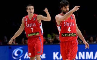 Μπογκντάνοβιτς και Τεόντοσιτς, οι δύο Σέρβοι που αποτέλεσαν τα πιο ελκυστικά ονόματα και της περυσινής περιόδου, θα αγωνίζονται από του χρόνου στο ΝΒΑ, εκεί όπου αγωνίζονται οι καλύτεροι παίκτες της Ευρώπης.