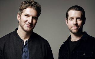 Οι Ντ. Μπένιοφ και Ντ. Μπ. Γουάις, δημιουργοί του «Game of Thrones».