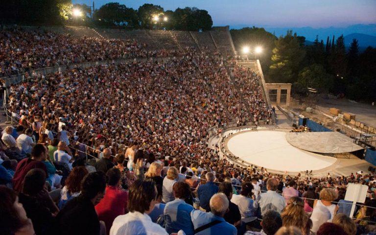 Αύγουστος στην Επίδαυρο με θεατρικές παραστάσεις και πολιτιστικό περίπατο