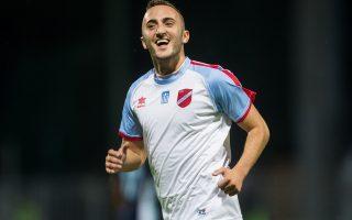 Ο Σαμέλ Γεσίλ σκόραρε το δεύτερο γκολ του Πανιωνίου στη νίκη με 3-2 επί της Γκόριτσα.