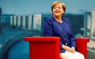 Η κυβέρνηση της Αγκ. Μέρκελ ενθαρρύνει τα γερμανικά νοικοκυριά να αποταμιεύουν.