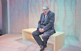 Ο Κώστας Μουρσελάς, με τη στόφα του κλασικού, διέσωσε έναν ολόκληρο κόσμο, τον ανθρώπινο κόσμο μας.
