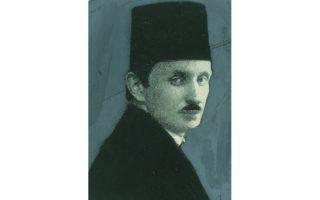 Ο Ομέρ Σεϊφετίν (1884-1920), θεμελιωτής της σύγχρονης διηγηματογραφίας στην Τουρκία.