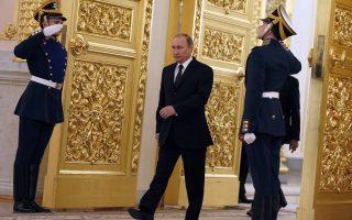 Η ανάδυση της Ρωσίας και η αναγέννησή της ως παγκόσμιας δύναμης υπό τον Βλαντιμίρ Πούτιν είναι ο τελευταίος σταθμός στη μεγάλη αφήγηση του Αρκάντι Οστρόφσκι.