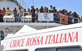 Από τις αρχές του χρόνου η Ιταλία «υποδέχθηκε» 81.973 άτομα.