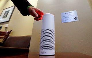 Η συσκευή της Amazon, Alexa, είναι ένας έξυπνος προσωπικός βοηθός για τη διεκπεραίωση διαφόρων εργασιών.
