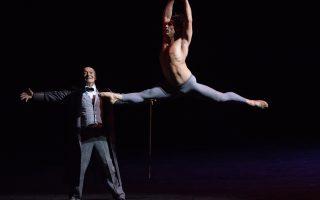 Δύο θρύλοι του χορού, ο Μιχαήλ Λαβρόφσκι και ο Ιβάν Βασίλιεφ, θα συναντηθούν στη σκηνή του Ηρωδείου στις 19 και 20 Σεπτεμβρίου.