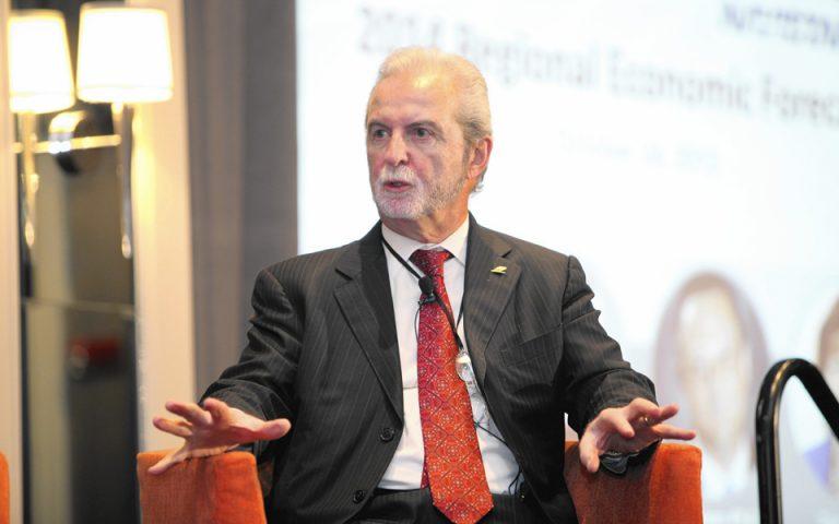Τζον Κάλαμος: «Τώρα είναι η κατάλληλη στιγμή για να επενδύσει κάποιος στην Ελλάδα»