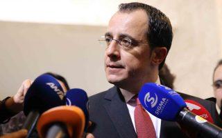 Ψυχραιμία συνέστησε νωρίτερα σήμερα ο κυβερνητικός εκπρόσωπος της Κυπριακής Δημοκρατίας, Νίκος Χριστοδουλίδης.