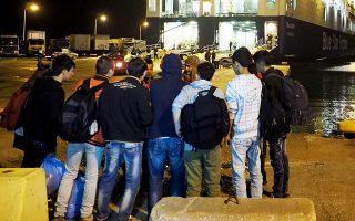 Σύμφωνα με στοιχεία της αστυνομίας, από τις αρχές Ιουνίου έως σήμερα στην Αστυνομική Διεύθυνση Θεσσαλονίκης τέθηκαν σε «προστατευτική φύλαξη» 77 ανήλικοι μετανάστες.