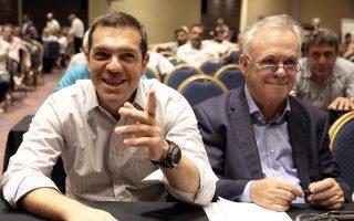 Στις εργασίες της Κεντρικής Επιτροπής του ΣΥΡΙΖΑ, ετέθησαν, μεταξύ άλλων, τα θέματα αλλαγών σε πρόσωπα και καλύτερου συντονισμού και παρουσίας του κυβερνητικού έργου.