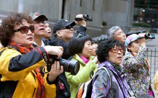 Οι Κινέζοι που ταξιδεύουν στο εξωτερικό δείχνουν πλέον σαφή προτίμηση στην απόκτηση ταξιδιωτικών εμπειριών.