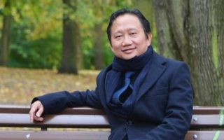 Ο Βιετναμέζος επιχειρηματίας σε πρόσφατη φωτογραφία του σε πάρκο της γερμανικής πρωτεύουσας.
