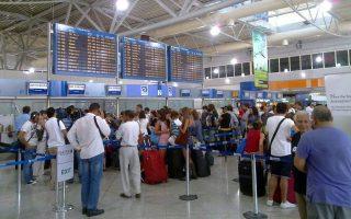 Η Fraport Greece πέτυχε έσοδα ύψους 58,2 εκατ. ευρώ και λειτουργικά κέρδη (EBITDA) ύψους 25,2 εκατ.