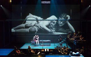 «Ερωτόκριτος», από την Εναλλακτική Σκηνή της ΕΛΣ σε μουσική Δημήτρη Μαραμή και σκηνοθεσία - χορογραφία του Κωνσταντίνου Ρήγου.