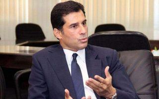 Ο επικεφαλής της παράνομης κυβέρνησης των Κατεχομένων, Χουσεΐν Οζγκιουργκιούν.