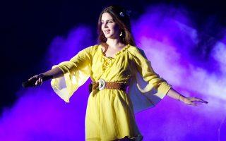 Η Λάνα Ντελ Ρέι είναι από τις πιο ιδιαίτερες «ηρωίδες» της σύγχρονης ποπ μουσικής.