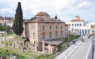 Επισκέψιμο για πρώτη φορά και στο εσωτερικό του είναι το Φετιχιέ Τζαμί στη Ρωμαϊκή Αγορά. Συνδέθηκε με τον Μωάμεθ Β΄ τον Πορθητή και τοποθετήθηκε χρονικά μετά την κατάληψη της Αθήνας, σε συνάρτηση με την πρώτη επίσκεψη του σουλτάνου το 1458.