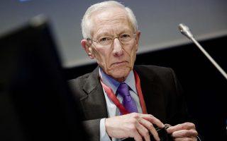 Ο κ. Στάνλεϊ Φίσερ είναι επικεφαλής της Επιτροπής Χρηματοπιστωτικής Σταθερότητας της Fed.