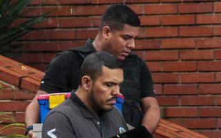 Ερευνες στο σπίτι της τέως γενικής εισαγγελέως της Βενεζουέλας στο Καράκας.
