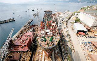 Κάθε αύξηση της ζήτησης για νεότευκτα πλοία μπορεί να οδηγήσει, σύμφωνα με τους ειδικούς, στην ενεργοποίηση κλειστών μονάδων στην Ασία και πάντοτε με τιμές ιδιαίτερα χαμηλές.