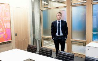 Ο αναπληρωτής διευθύνων σύμβουλος του κρατικού νορβηγικού ταμείου Τροντ Γκραντ.