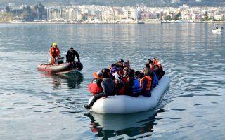 Τον Αύγουστο πέρασαν συνολικά στα ελληνικά νησιά πάνω από 2.400 πρόσφυγες και μετανάστες, οι μισοί από τους οποίους την τελευταία εβδομάδα.