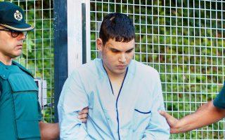 Ο μοναδικός επιζών της έκρηξης στο Αλκανάρ, Μοχάμεντ Χουλί Κεμιάλ, εμφανίστηκε χθες στο δικαστήριο της Μαδρίτης.