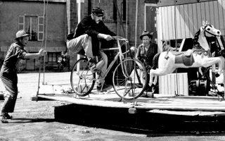 Τη «Μέρα Γιορτής»  (1949) του Ζακ Τατί προβάλλει απόψε το ΚΠΙΣΝ.